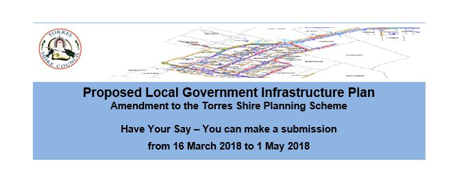 Lg infrastructure plan announcement